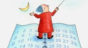 Icona Calendario lezioni